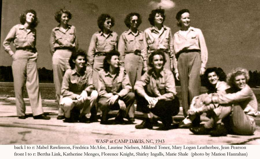 WASP at Camp Davis, NC ~ | Women during WW1 and WW2 ...