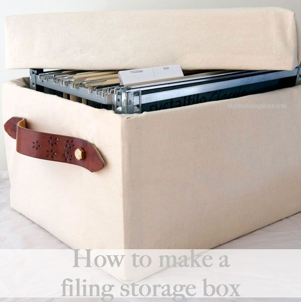 Decorative File Storage Boxes With Lids Diy Decorative Storage Box  Repurpose Ideas  Pinterest