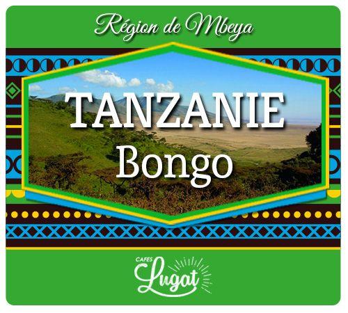 Café moulu : Tanzanie - Bongo - 250g - Lionel Lugat