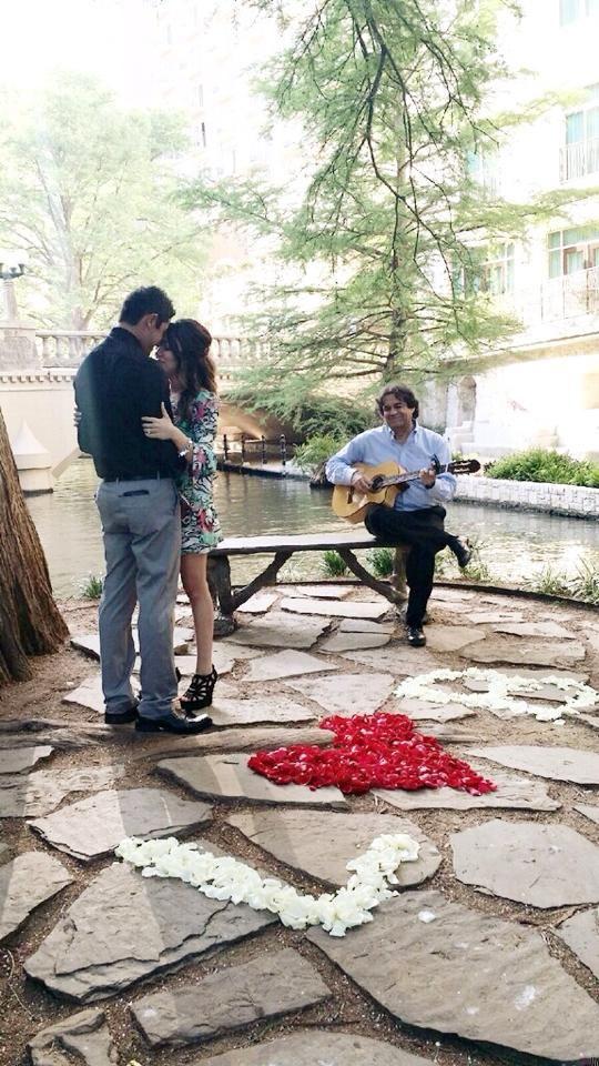 Texas proposal | Marriage Island | Hotel Contessa | San Antonio ...