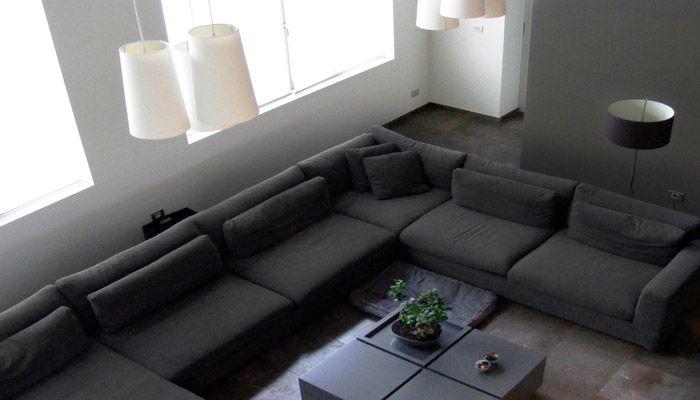 Verrassend Moderne woonkamer foto's en woonkamers ideeen | Woonkamerbank DU-68