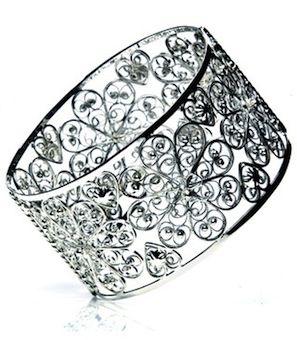 Hermosas joyas de filigrana | Estilo Total