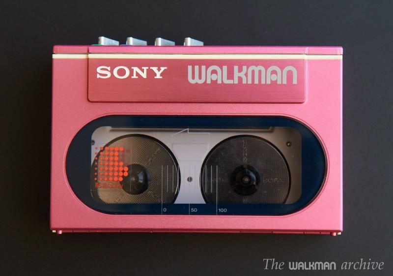 Vintage ROSE Walkman