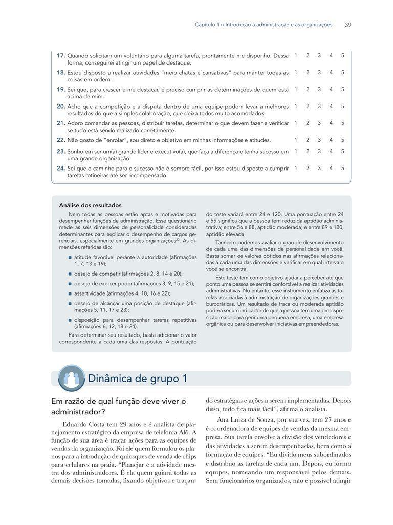 Página 39  Pressione a tecla A para ler o texto da página