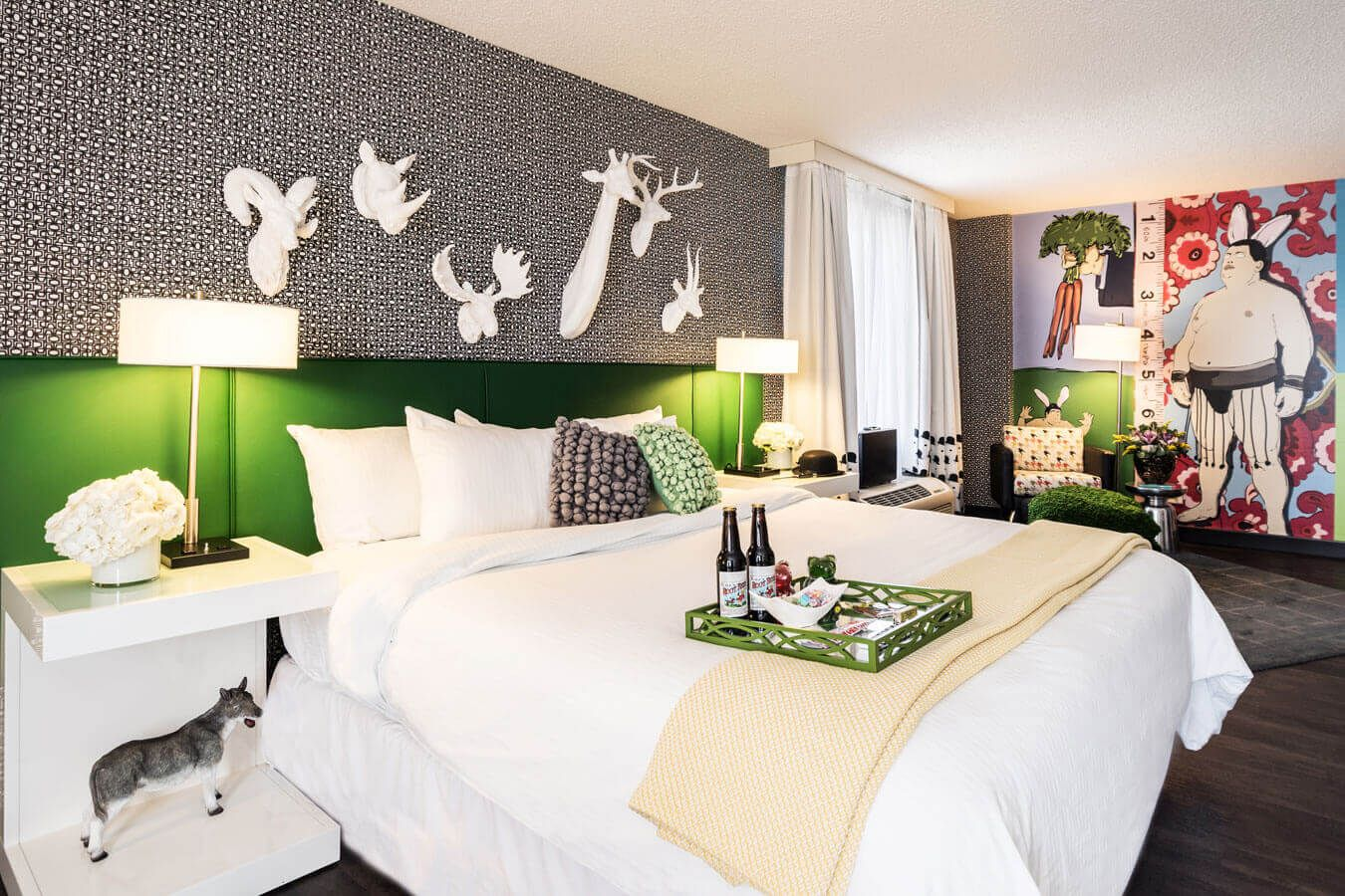 Located Smack Dab In The Center Of Downtown Just Two Blocks Off Street Mall Curtis Is A Uniquely Fun Denver Boutique Hotel