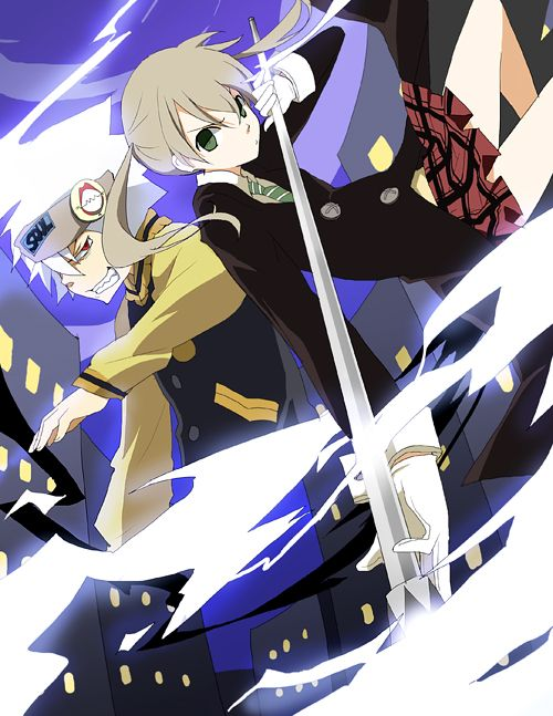 Tags Anime Soul Eater Square Enix Maka Albarn Kurot Anime