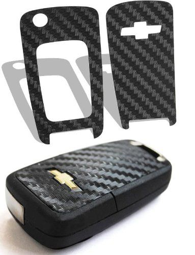 Chevy Cruze Carbon Fiber Styling Remote Key Chain Protective Cover Holder Emblem Black Sticker Brand New Ph Http Www Ama Chevy Cruze Cruze Camaro Accessories