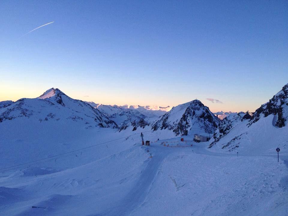 Hintertux, Austria Best place to ski. ever.