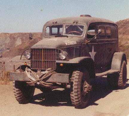1940 S Dodge Wc Series Panel Sedan Us Army Big Error Not Dodge Mais Un Veritable Et Authentique Chevrolet Panel Avec Des Trucks Power Wagon Vintage Trucks