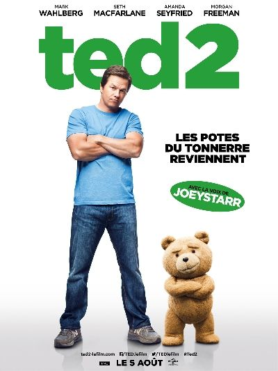 Ted 2 Bdrip Truefrench Telecharger Films Francais Gratuit Films Complets Ted Film Comedie