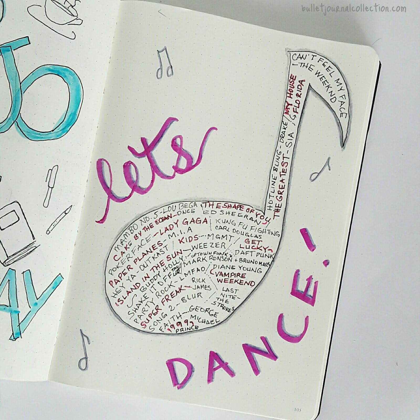 How to Bujo Your Way Out of a Bad Day. Use your bullet journal for self care and bad-day recovery