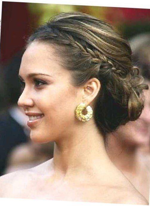 Festliche Frisuren Für Schulterlanges Haar Selber Machen 5 Einfache