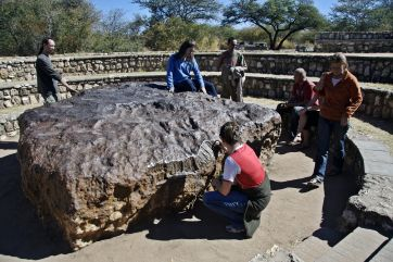 The worlds largest meteorite