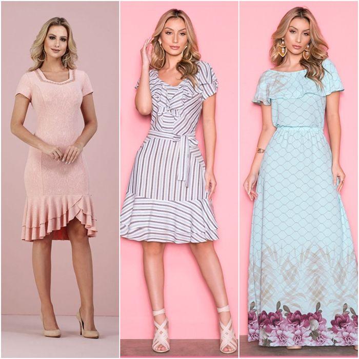 45e1083a66 Mulher Virtuosa  Moda Evangélica Primavera Verão 2019