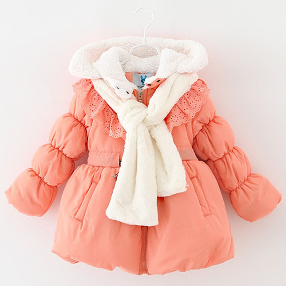 Find More Down Parkas Information About Quality Fashion Girl Winter Warm Parkas Kids Coats Clothes Baby Children Outerwear Hoode ファッション コート ダウン コート