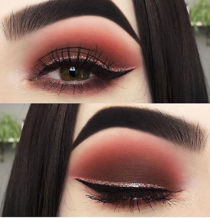3 beautiful eyeshadow looks – EYE make-up – Nadine blog – Eye Ideas