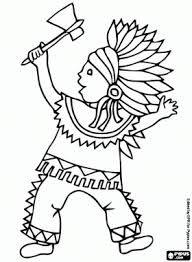 Dibujos Tipis Indios Para Colorear Buscar Con Google Indis