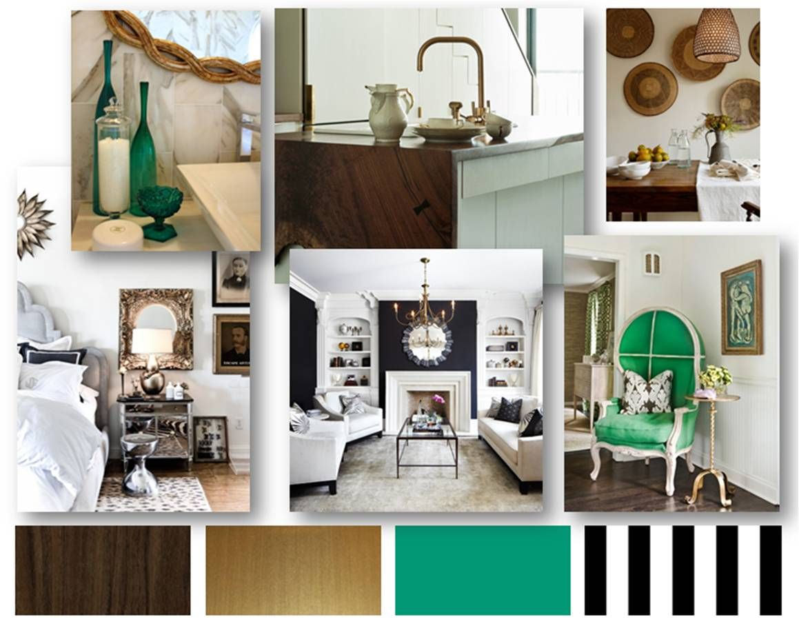 displays for color trends sublime interiors design trends 2013