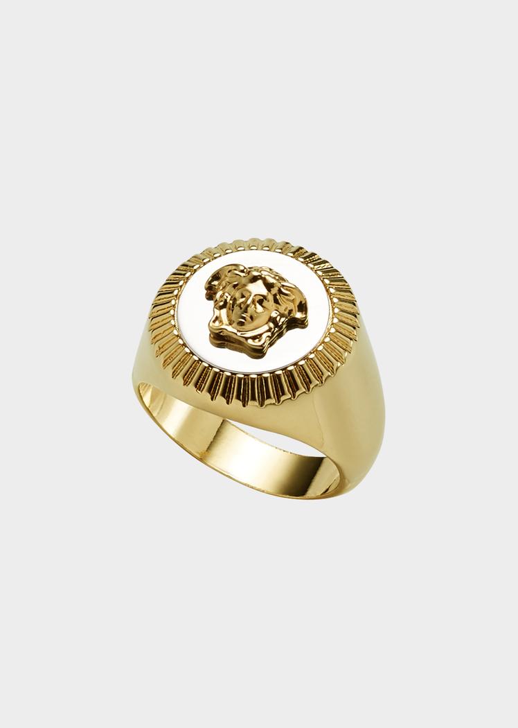 Guilloche Medusa Ring For Women Us Online Store In 2018 Xmas