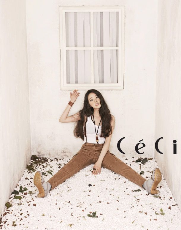 Bild från http://yeinjee.com/wp-content/uploads/2012/03/ahnsohee-ceci-magazine-2.jpg.