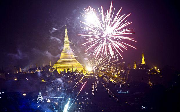 Log In New Year Fireworks Celebration Around The World Fireworks Display