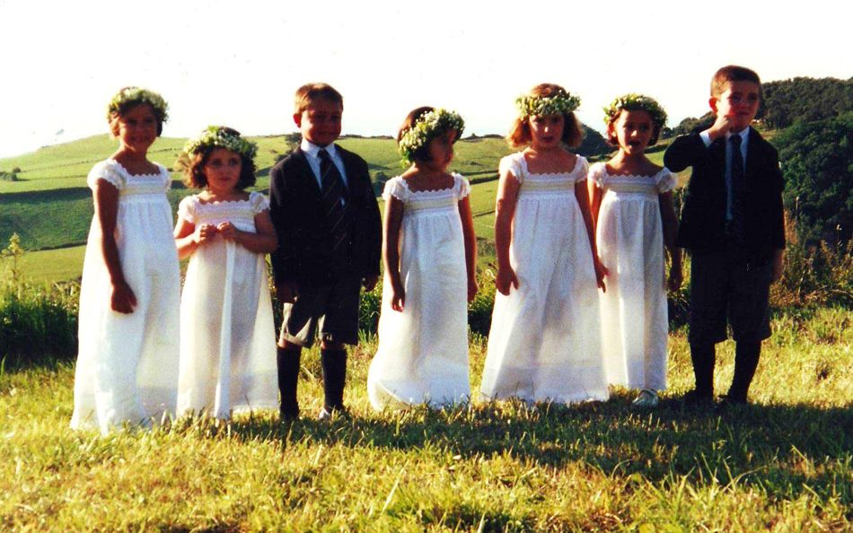 Friki | Niños en las bodas | Niños arras boda | Pajes de boda ...