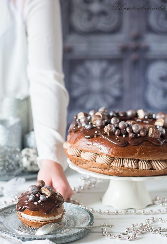 ¿Hay alguna forma de hacer que un Roscón de Reyes sea más rico? Sí, si es de chocolate. Puedes prepararlo en casa con esta receta del blog UN PEDACITO DE CIELO.