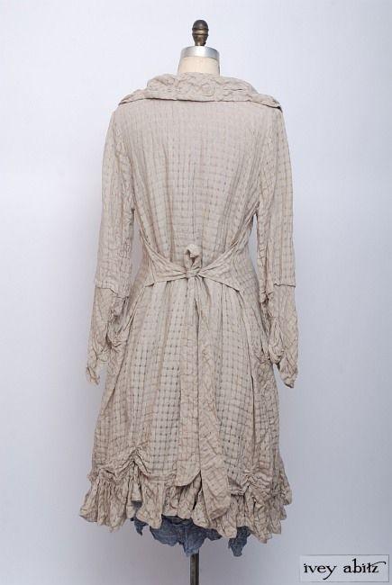 Hambledon Duster Coat  Ivey Abitz Bespoke