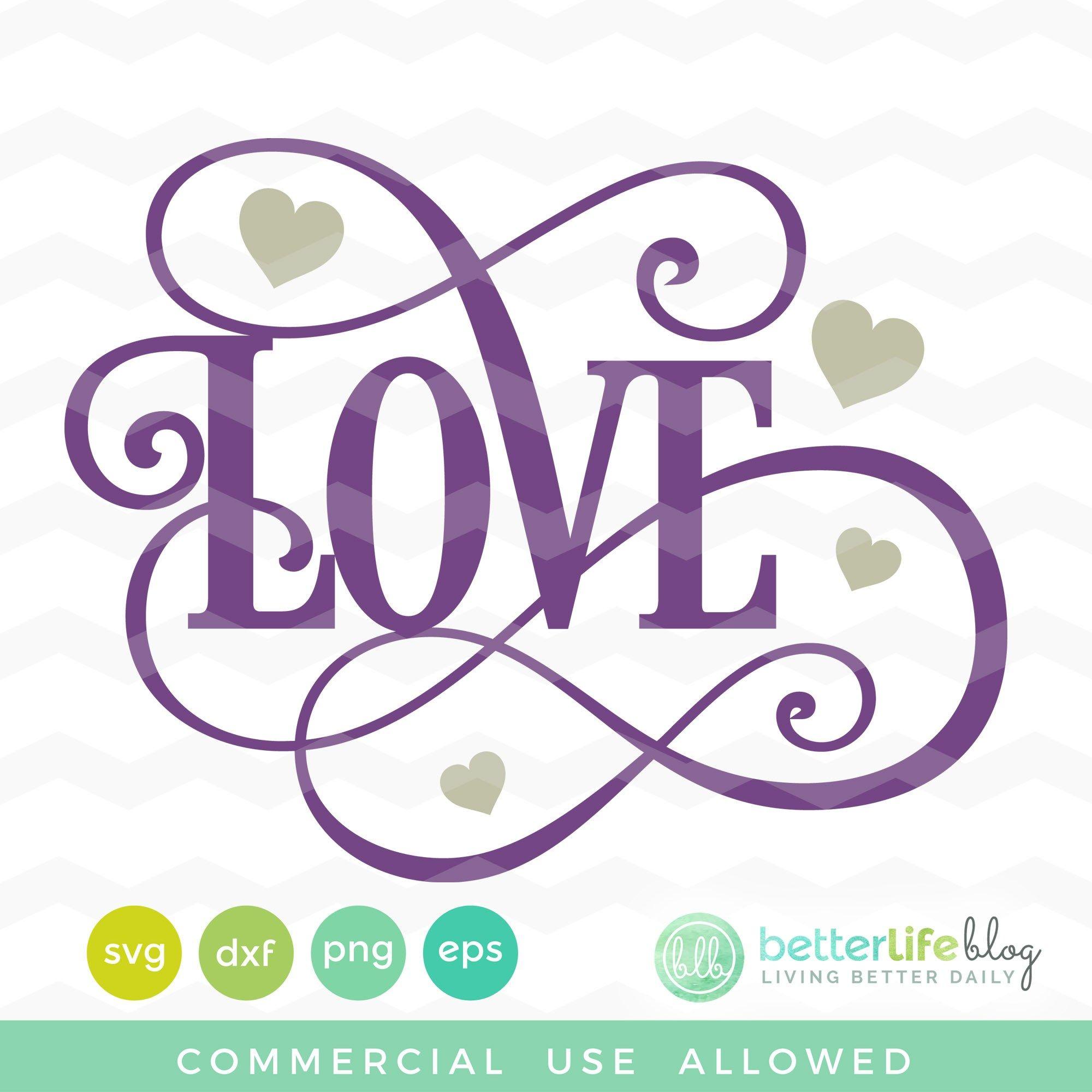 Download Love SVG File | Cricut, Svg file