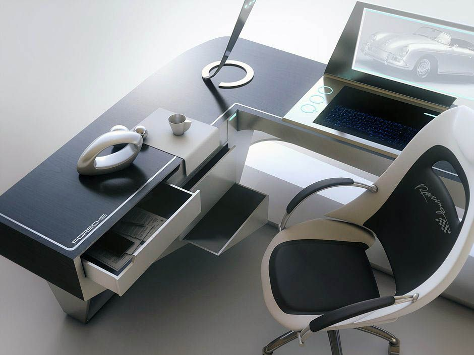 Remarkable Gaming Desk Atlantic For Your Cozy Home With Images