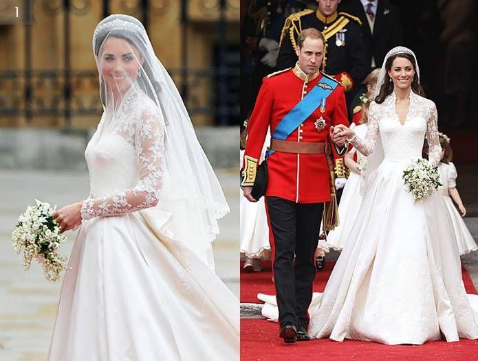 Picture perfect Princess Kate ! | Wedding & Bridal | Pinterest