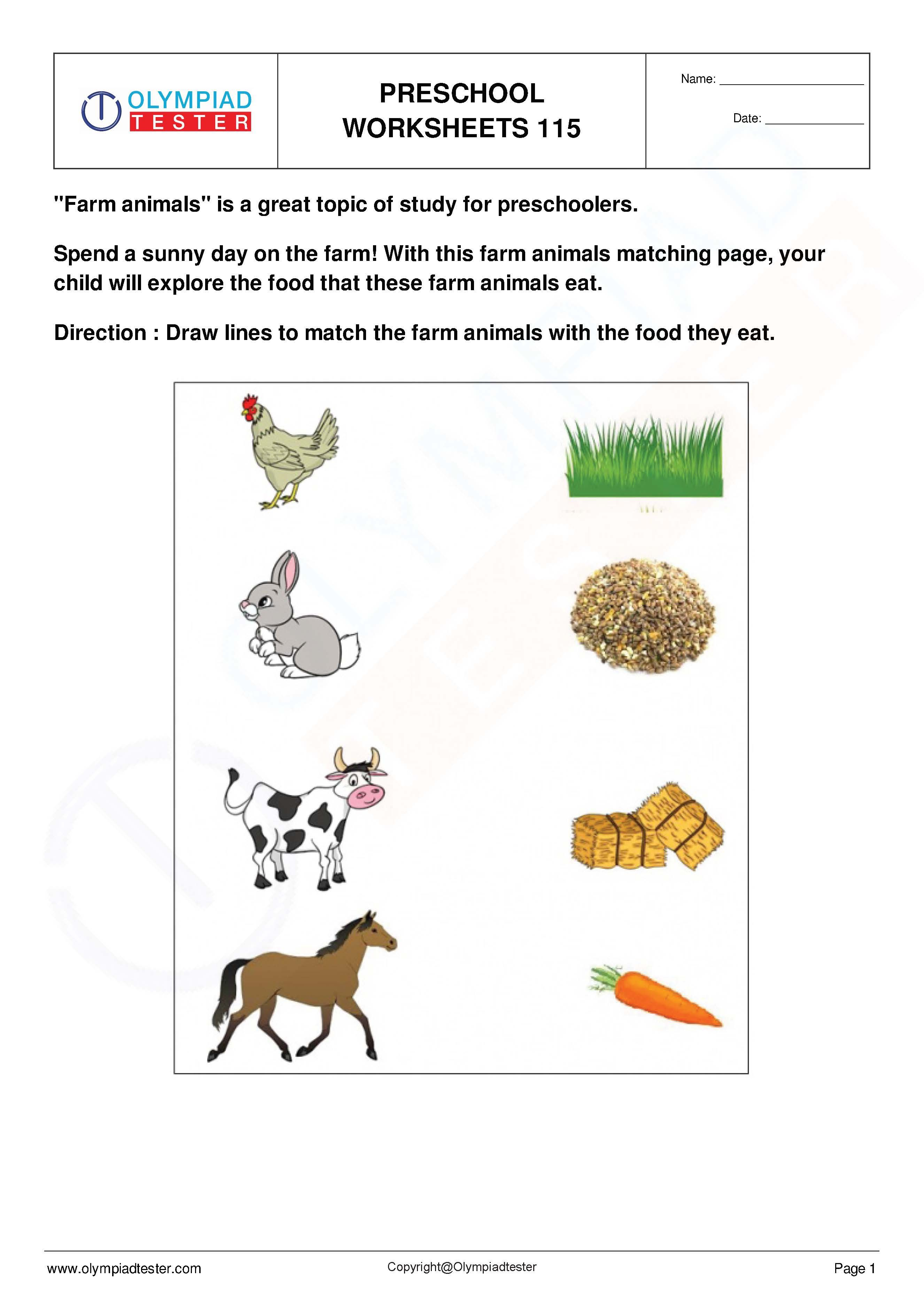 Preschool Worksheets Set 22 In 2021 Kindergarten Worksheets Printable Preschool Worksheets Preschool [ 3778 x 2653 Pixel ]