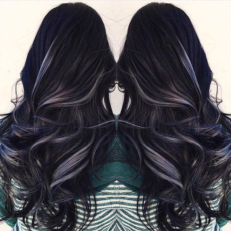 Grey Black Charcoal Dougoconnell13 Haircrush Hairenvy