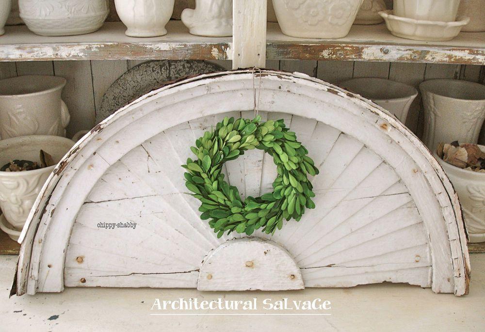 Details About BeSt! Vintage Architectural SaLvaGe ARCHED
