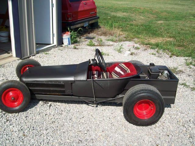 Pin By Dan Tober On Wheels N Things Pedal Cars Go Kart Diy Go Kart