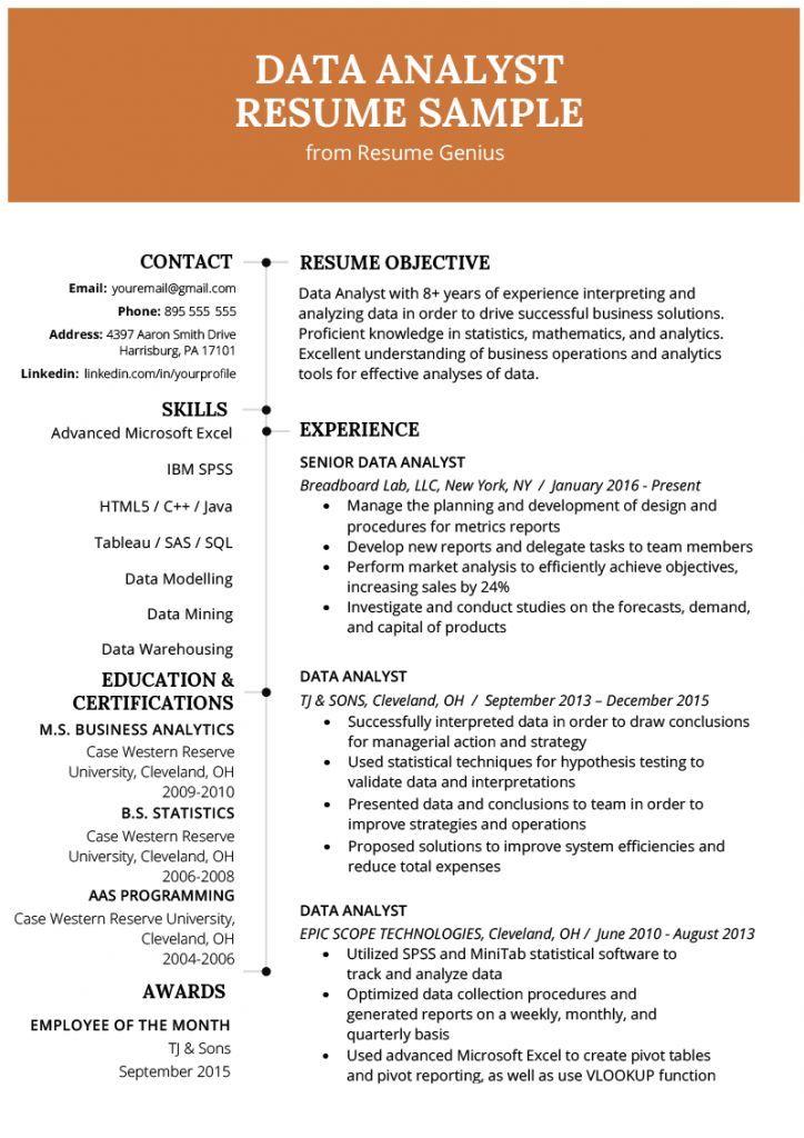 25 Data Analytics Job Description Informatik The Professional