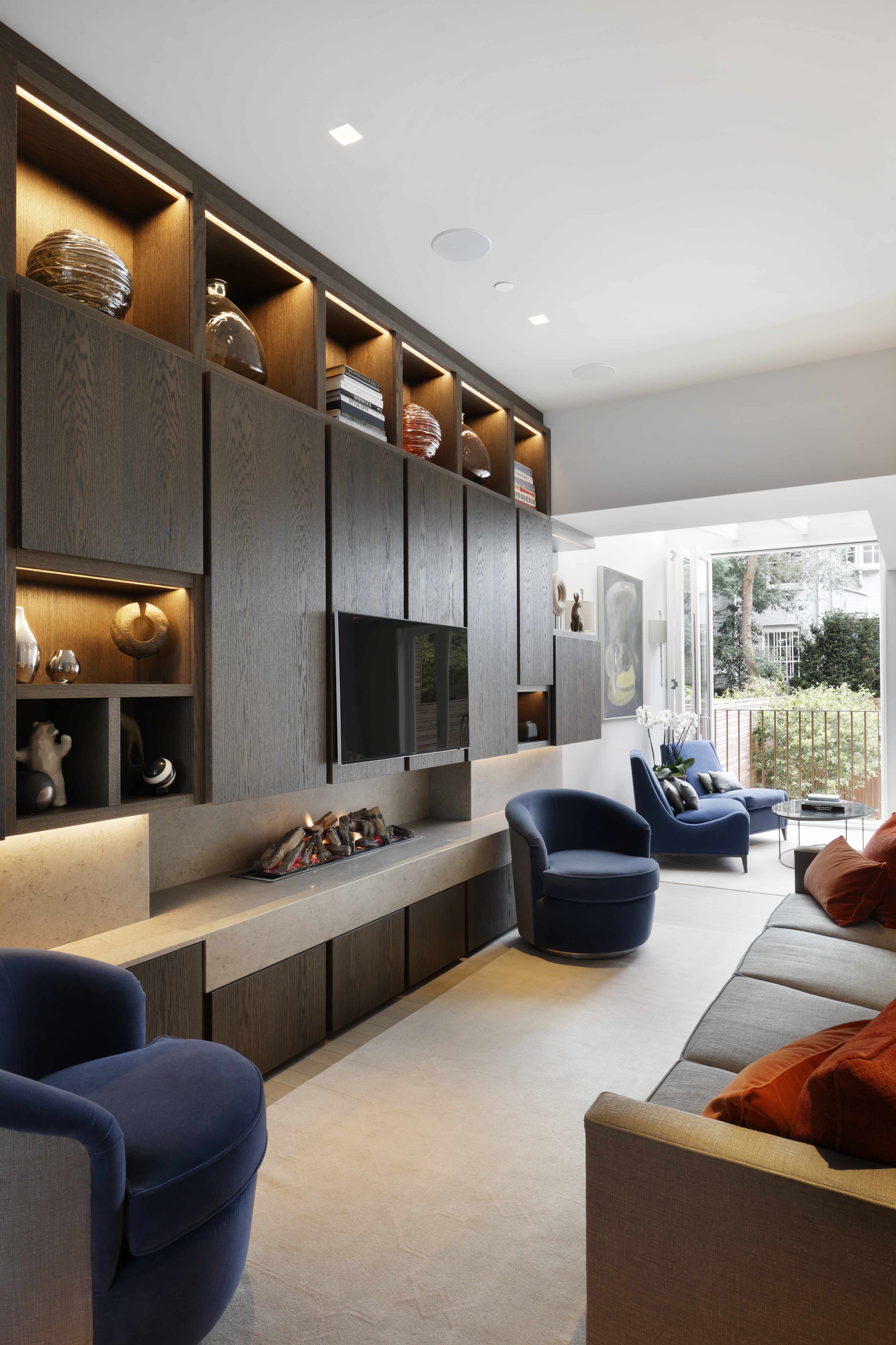 INTERIOR iD Reception in private house in