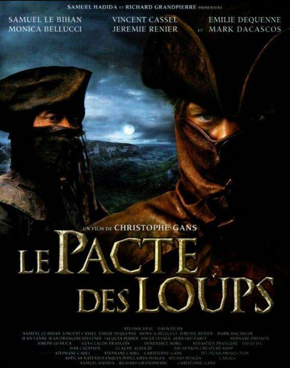 Brotherhood Of The Wolf Filme Kino Film Pakt Der Wolfe