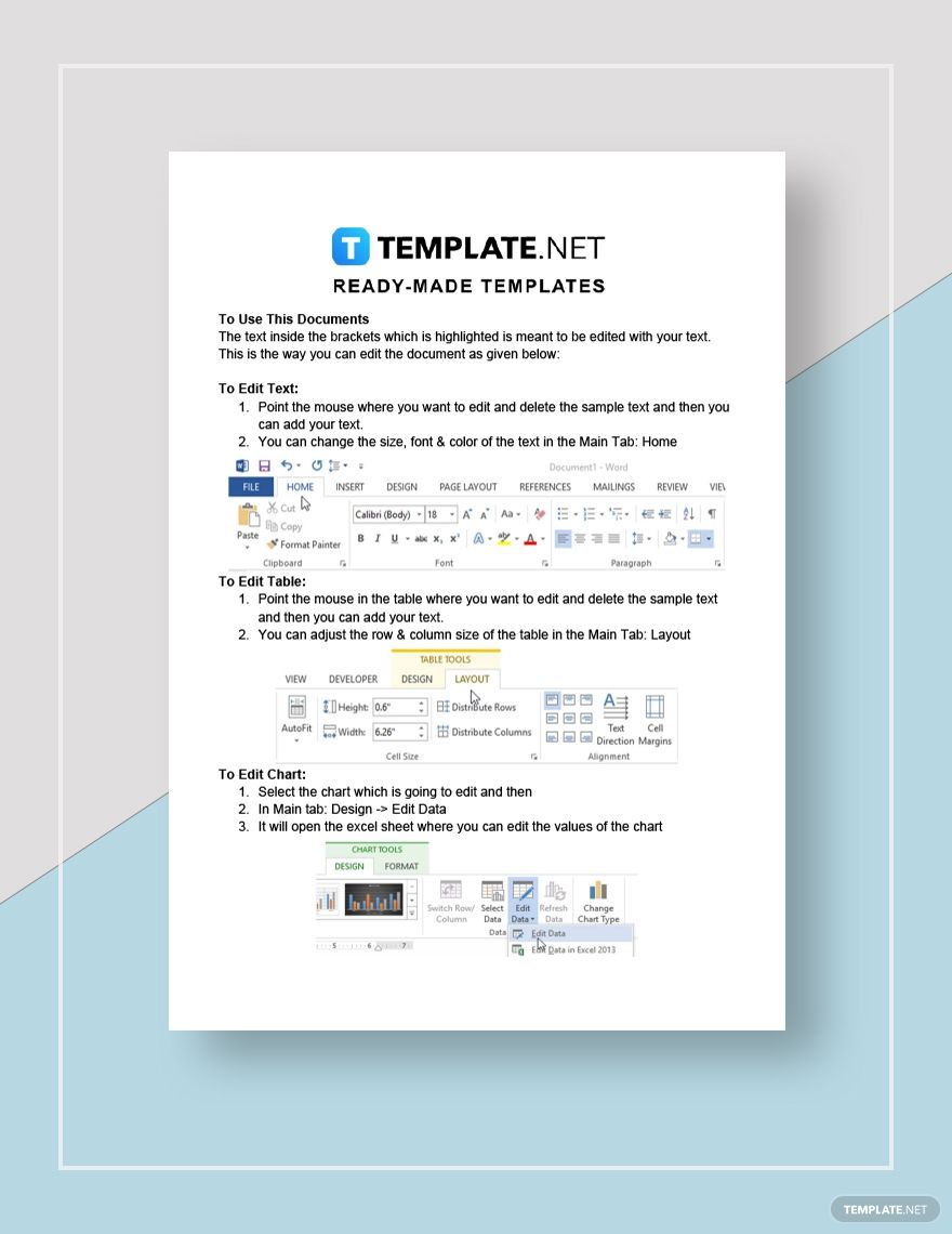 Digital Marketing Calendar Template Pdf Word Apple Pages Google Docs Marketing Plan Template Proposal Templates Business Plan Template