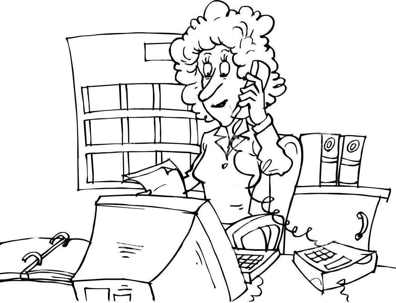 Раскраска бухгалтера организации профессиональных бухгалтеров в россии и за рубежом