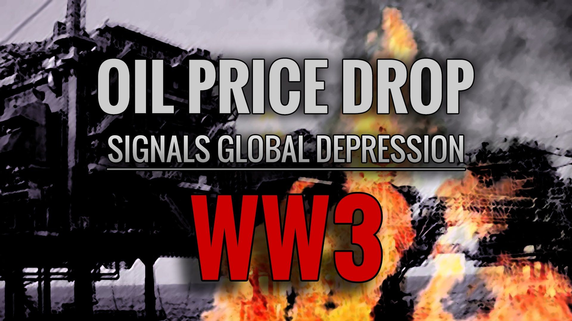 Why Low Oil Prices Will Start WW3 | Voice Of People