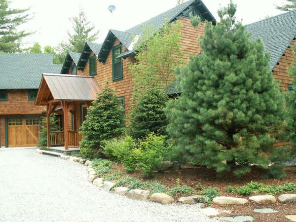 15 Practical Cabin Landscaping Tips #landscapingtips