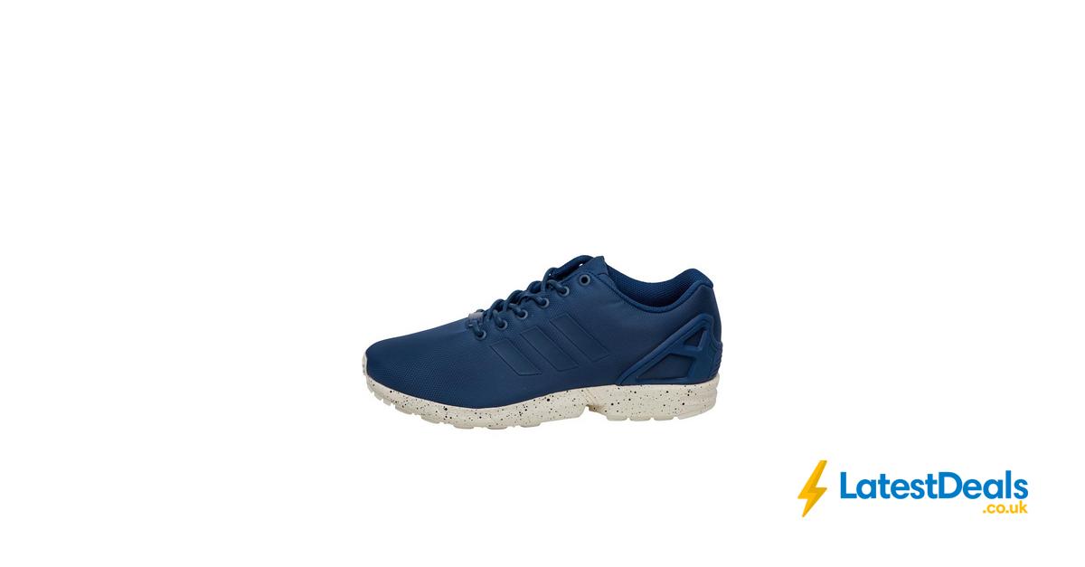 the latest 7c347 b6c42 Adidas Originals Mens ZX Flux Trainers, £34.99 at MandM ...