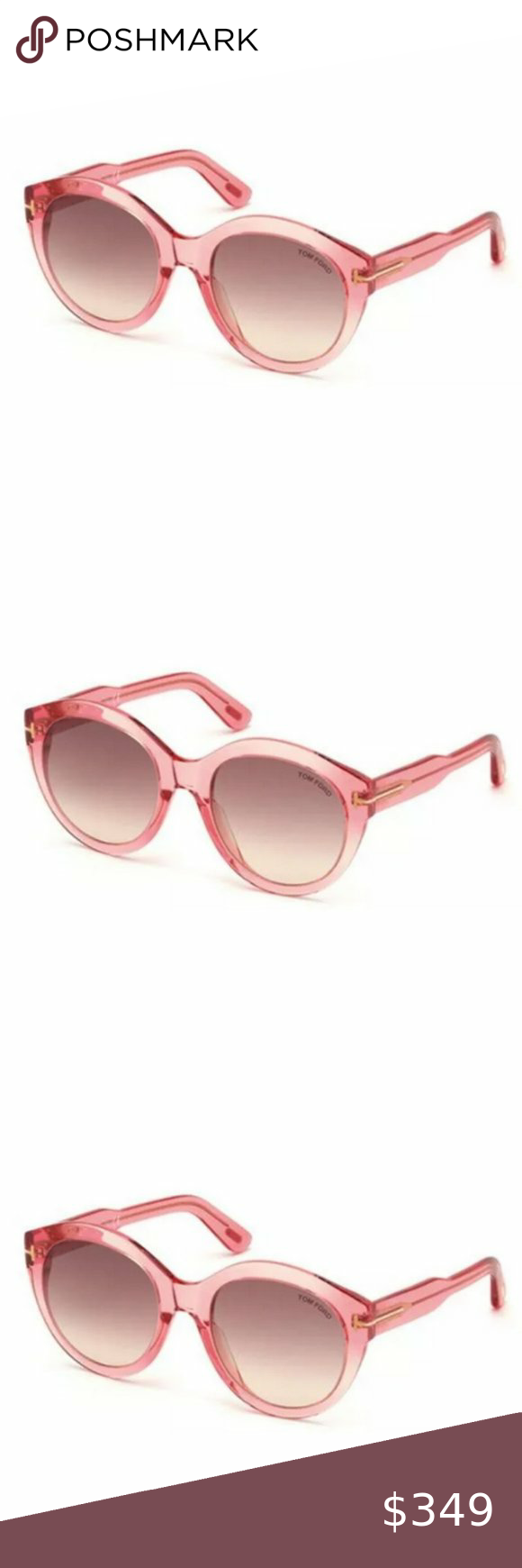Tom Ford Ft0661 72f 54 Sunglasses 54mm 140mm 21mm Sunglasses Tom Ford Ford Accessories
