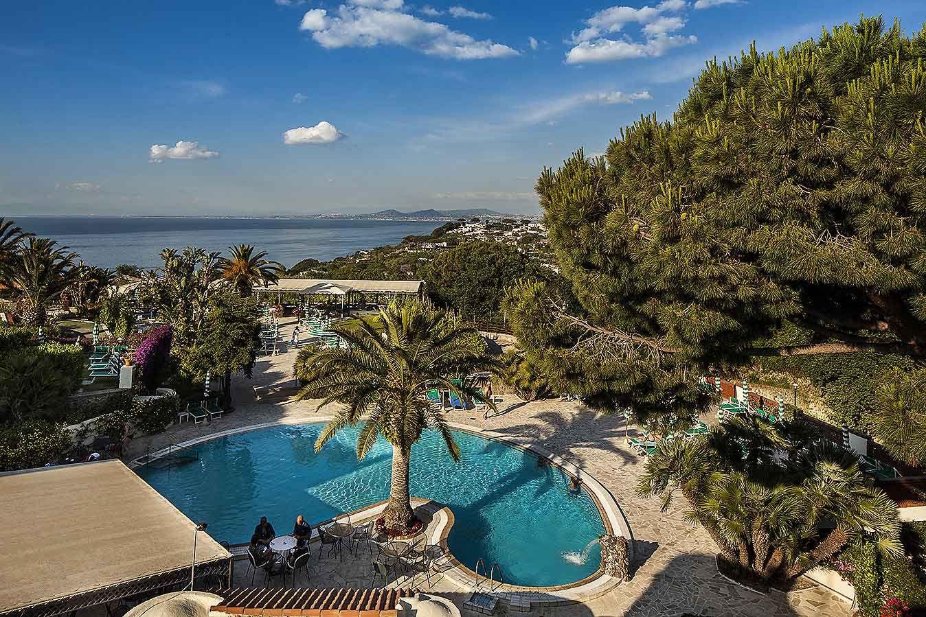 Hotel Grazia Terme and Wellness, Italy Resort, Piscina