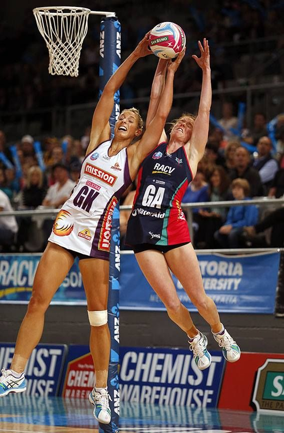 Laura Geitz And Teagan Caldwell Netball Australian Netball