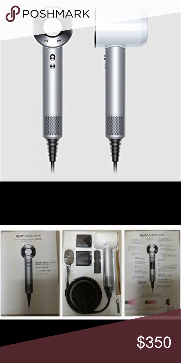 Dyson supersonic hair dryer Like new— 2 year warranty  The