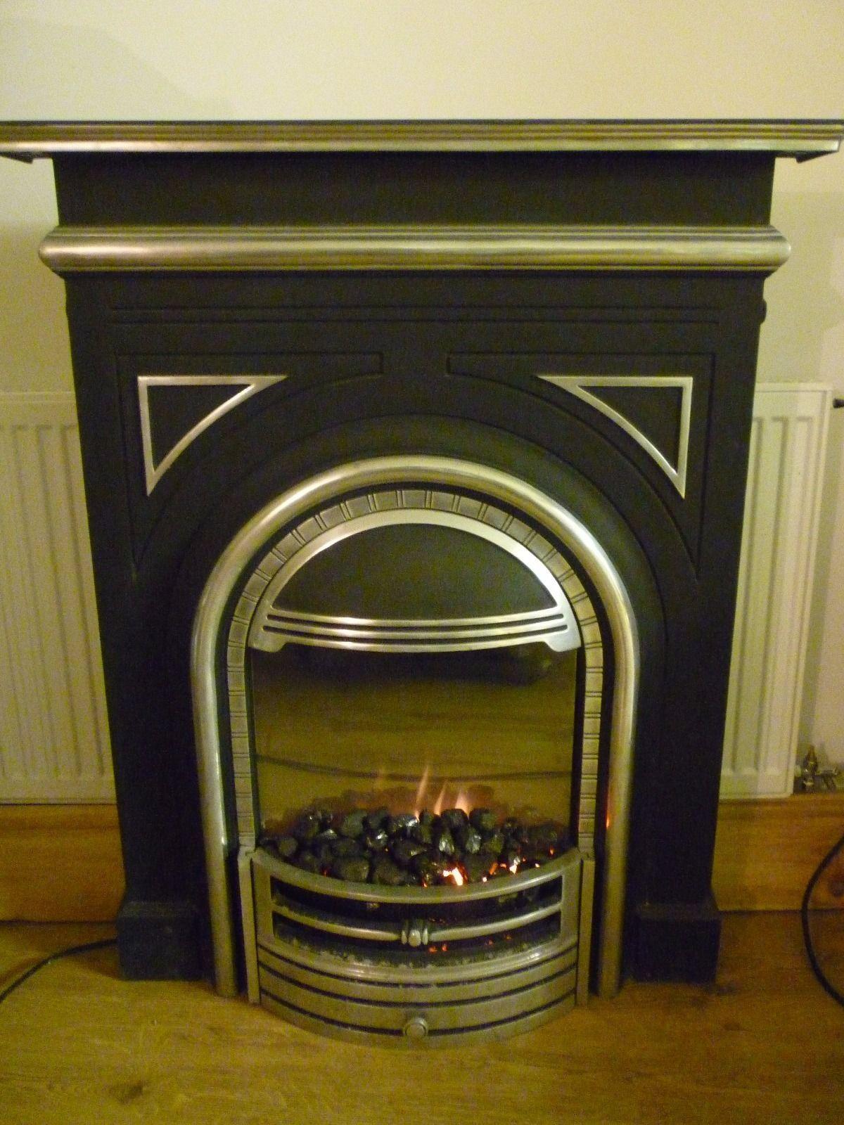 Admirable Dimplex Burlington Electric Fire Suite Fireplace Ebay Home Remodeling Inspirations Cosmcuboardxyz