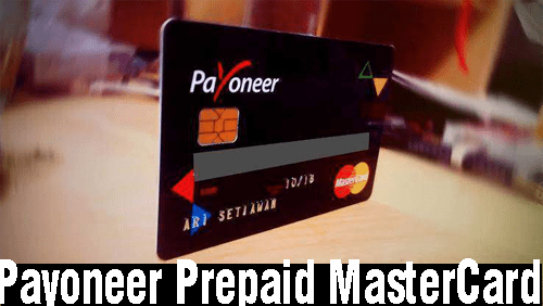 How To Send Money To Payoneer Card