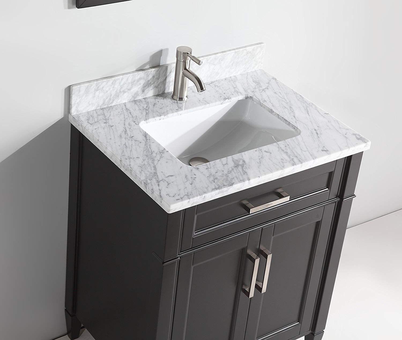 Amazon Com Vanity Art 30 Inch Single Sink Bathroom Vanity Set